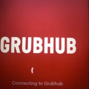 Grubhub accounts